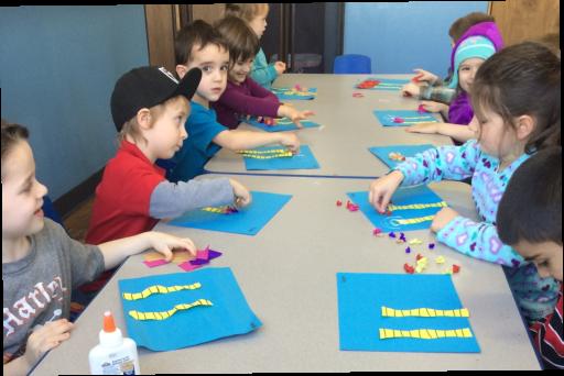 Preschool Age-2 years to 5 years